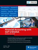 Cover von Financial Accounting with SAP S/4HANA: Business User Guide