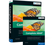 Cover von Complete ABAP