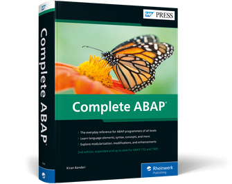 Cover of Complete ABAP
