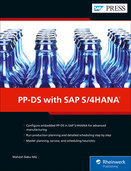 Cover of PP-DS with SAP S/4HANA
