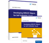 Cover von Developing WRICEF Objects for SAP S/4HANA Cloud