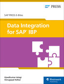 Cover of Data Integration for SAP IBP