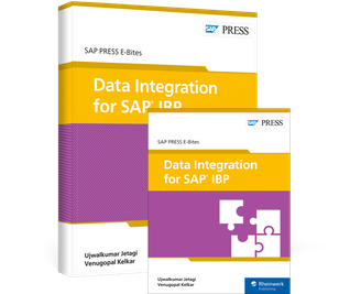 Cover von Data Integration for SAP IBP