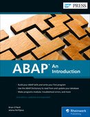 Cover of ABAP