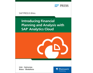 Cover of Introducing Financial Planning and Analysis with SAP Analytics Cloud