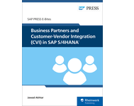Cover von Business Partners and Customer-Vendor Integration (CVI) in SAP S/4HANA