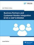 Cover of Business Partners and Customer-Vendor Integration (CVI) in SAP S/4HANA