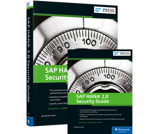 Cover von SAP HANA 2.0 Security Guide