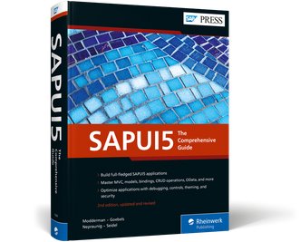 Cover of SAPUI5