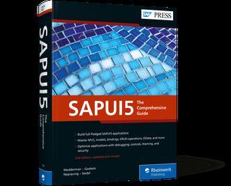 Cover of SAPUI5