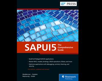 Cover von SAPUI5