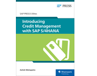 Cover of Introducing Credit Management with SAP S/4HANA
