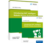 Cover von Introducing SAP Intelligent Robotic Process Automation