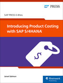 Cover von Introducing Product Costing with SAP S/4HANA