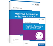 Cover von Predictive Accounting with SAP S/4HANA
