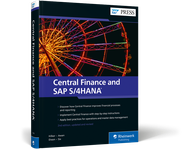 Cover of Central Finance and SAP S/4HANA