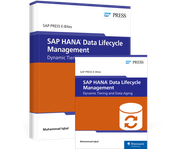 Cover von SAP HANA Data Lifecycle Management: Dynamic Tiering and Data Aging