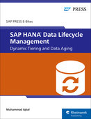 Cover of SAP HANA Data Lifecycle Management: Dynamic Tiering and Data Aging