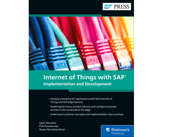 Cover von Internet of Things with SAP