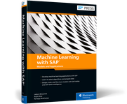 Cover of Machine Learning with SAP