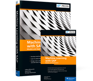 Cover von Machine Learning with SAP