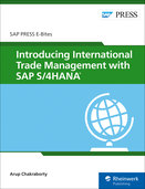 Cover of Introducing International Trade Management with SAP S/4HANA