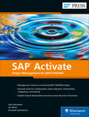 Cover of SAP Activate