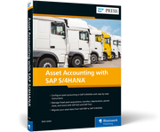 Cover of Asset Accounting with SAP S/4HANA