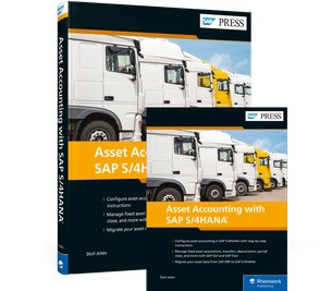 Cover von Asset Accounting with SAP S/4HANA