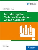Cover von Introducing the Technical Foundation of SAP S/4HANA