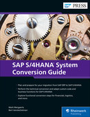 Cover von SAP S/4HANA System Conversion Guide