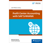 Cover of Profit Center Accounting with SAP S/4HANA