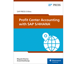Cover von Profit Center Accounting with SAP S/4HANA