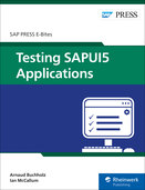 Cover of Testing SAPUI5 Applications