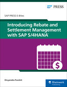 Cover von Introducing Rebate and Settlement Management with SAP S/4HANA