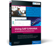Cover of Using SAP S/4HANA