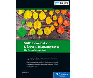 Cover of SAP Information Lifecycle Management