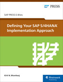 Cover von Defining Your SAP S/4HANA Implementation Approach