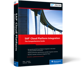 Cover of SAP Cloud Platform Integration