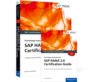 Cover von SAP HANA 2.0 Certification Guide: Technology Associate Exam