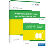 Cover von Introducing the Universal Journal in SAP S/4HANA