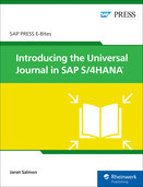 Cover of Introducing the Universal Journal in SAP S/4HANA