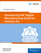 Cover of Introducing SAP Digital Manufacturing Cloud for Industry 4.0