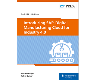 Cover von Introducing SAP Digital Manufacturing Cloud for Industry 4.0