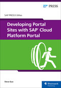 Cover von Developing Portal Sites with SAP Cloud Platform Portal