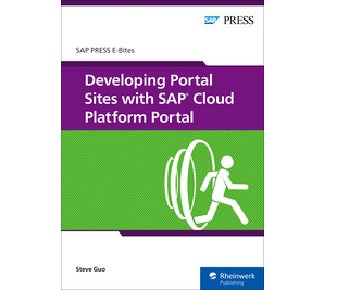 Cover of Developing Portal Sites with SAP Cloud Platform Portal