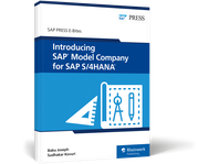 Cover von Introducing SAP Model Company for SAP S/4HANA
