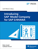 Cover of Introducing SAP Model Company for SAP S/4HANA