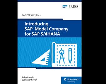 Cover of Introducing SAP Model Company for SAP S/4HANA