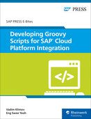 Cover of Developing Groovy Scripts for SAP Cloud Platform Integration